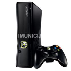 Xbox 360 slim Atrišta
